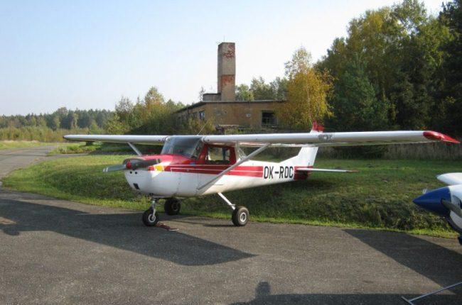 Летная академия в Чехии