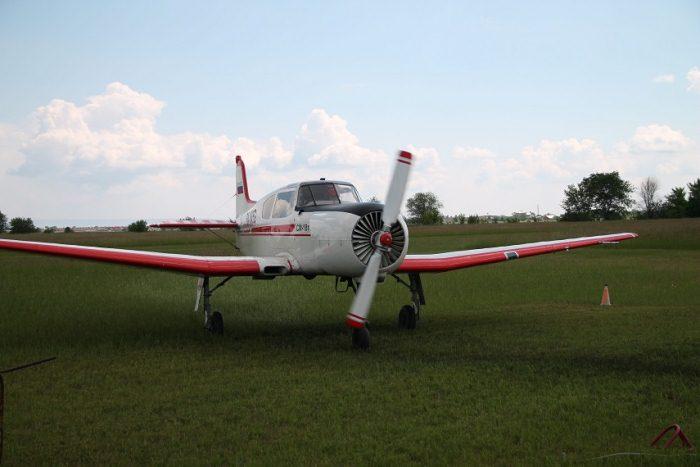 Легкий одномоторный самолет Як-18Т