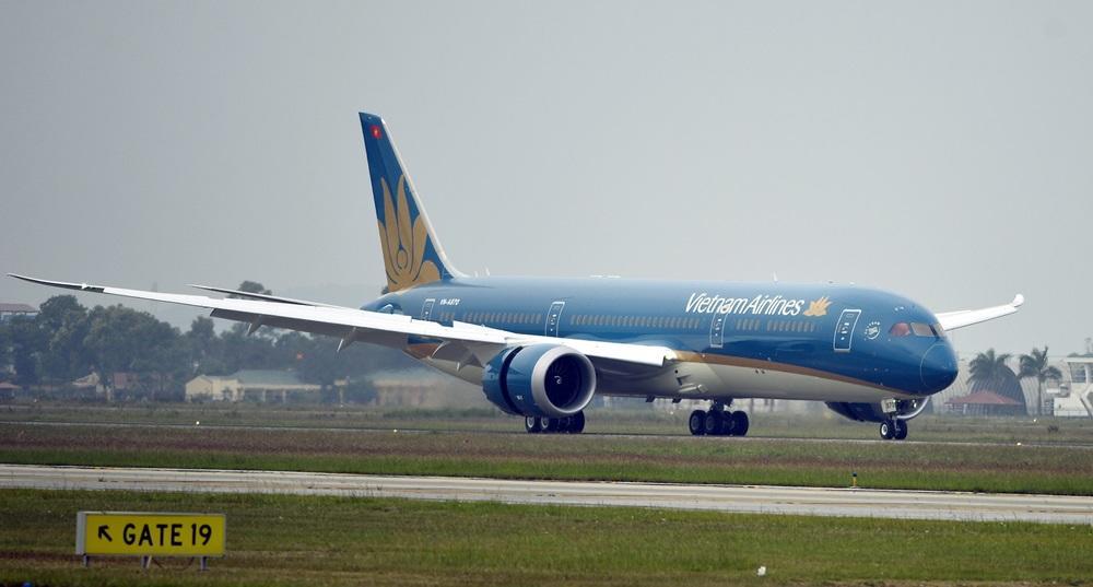 Vietnam Airlines будет летать в Москву на Boeing 787 Dreamliner