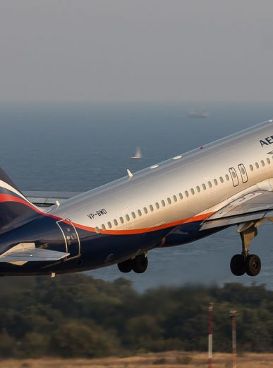 S7 Airlines открывает с мая новый маршрут Москва – Анталия