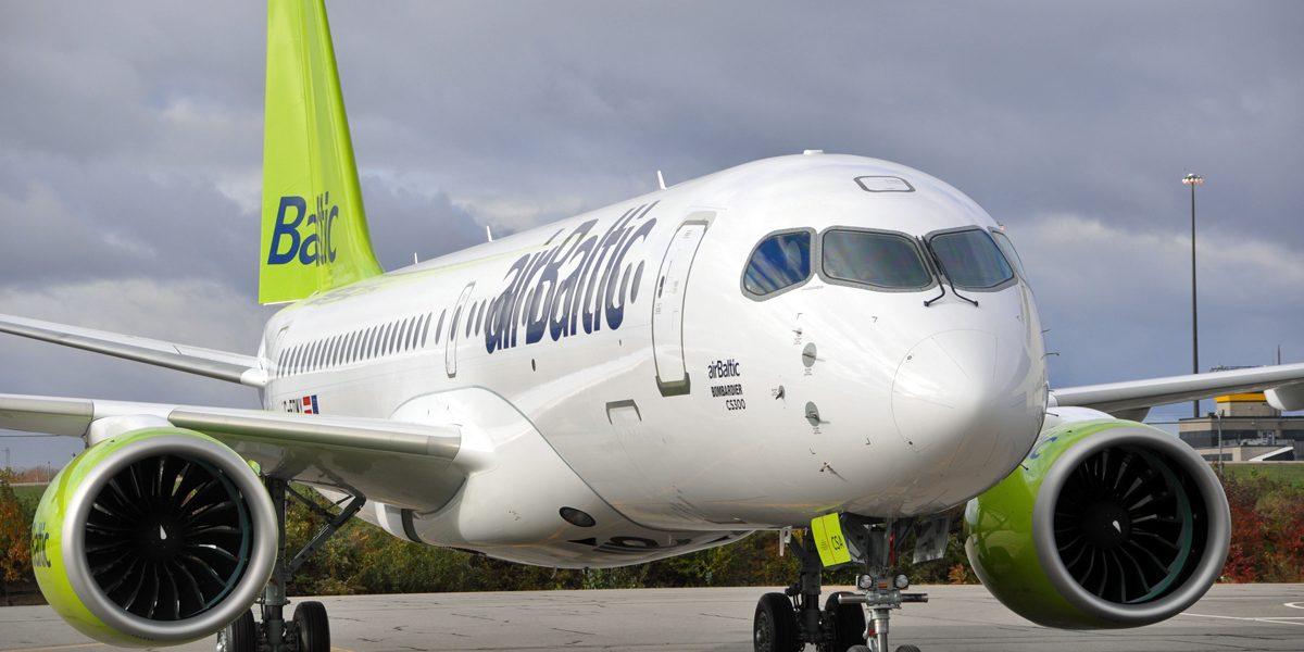 airBaltic начинает полеты в Сочи и Калининград