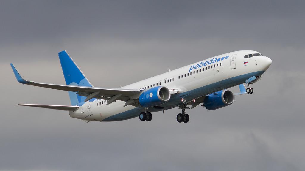 АК «Победа» открывает прямой рейс Москва — Саранск