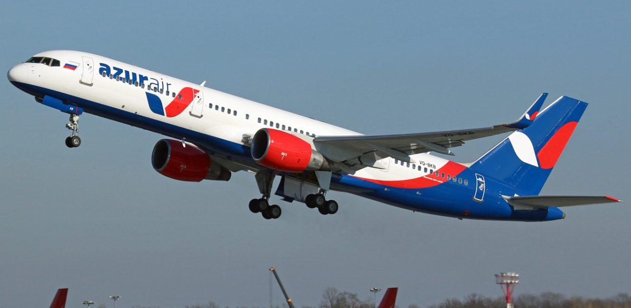 Авиакомпания «Азур Эйр» запускает новую услугу — Ресторан на борту