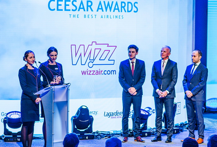 CEESAR AWARDS 2018