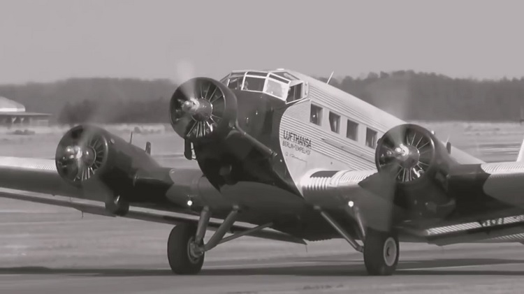 Lufthansa ищет музей для винтажной «Тетушки Ю»