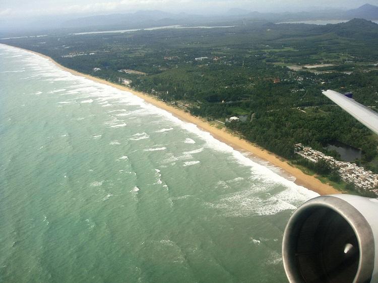 samolet s rossijanami ne doletel v Phuket