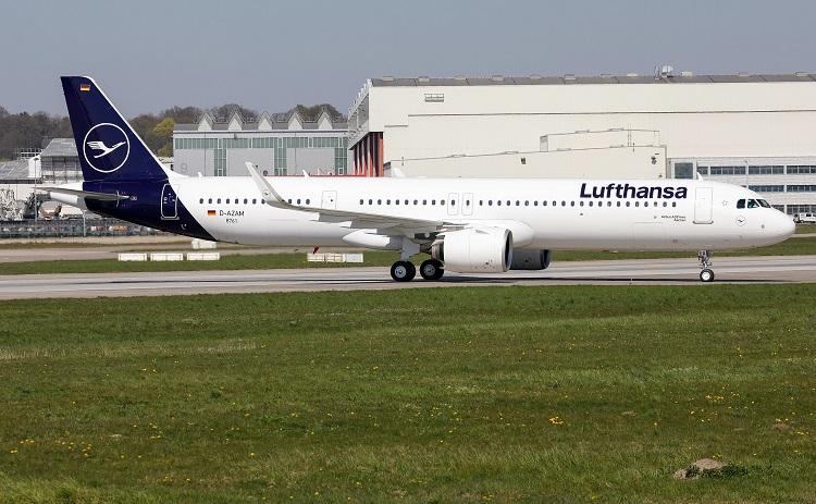 Airbus A321neo D-AIEA