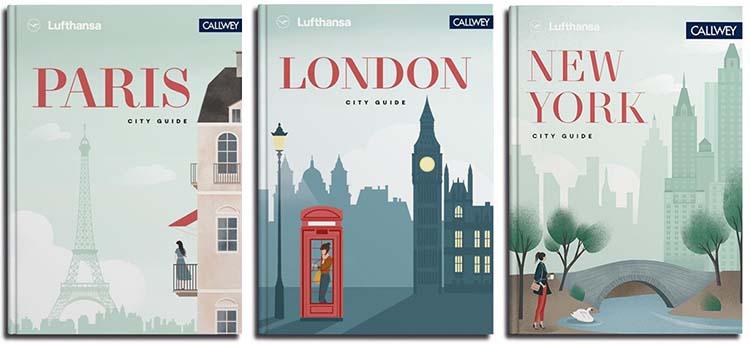Lufthansa City Guides