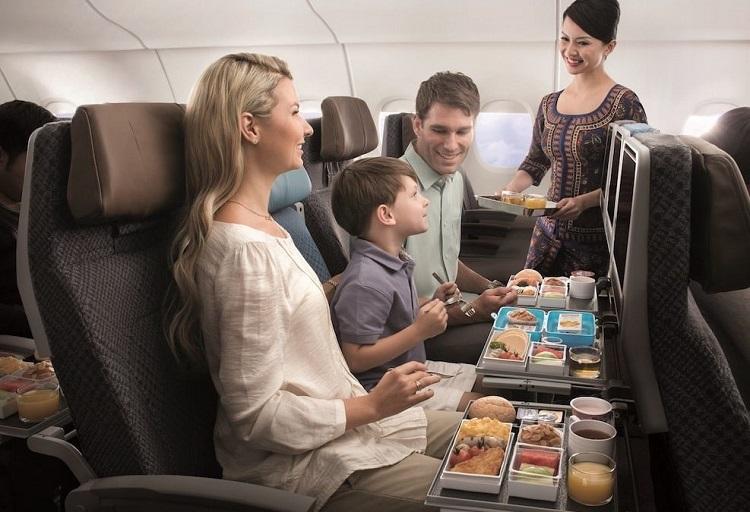 В самолетах дети и родители будут сидеть рядом