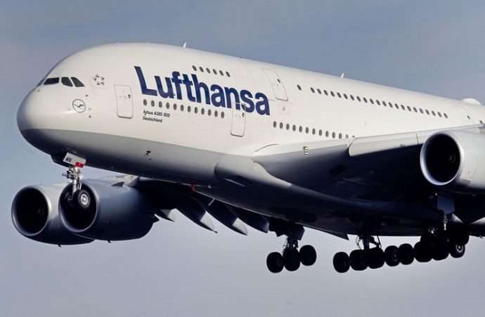 Lufthansa полетит в Таллин и Ньюкасл этой зимой