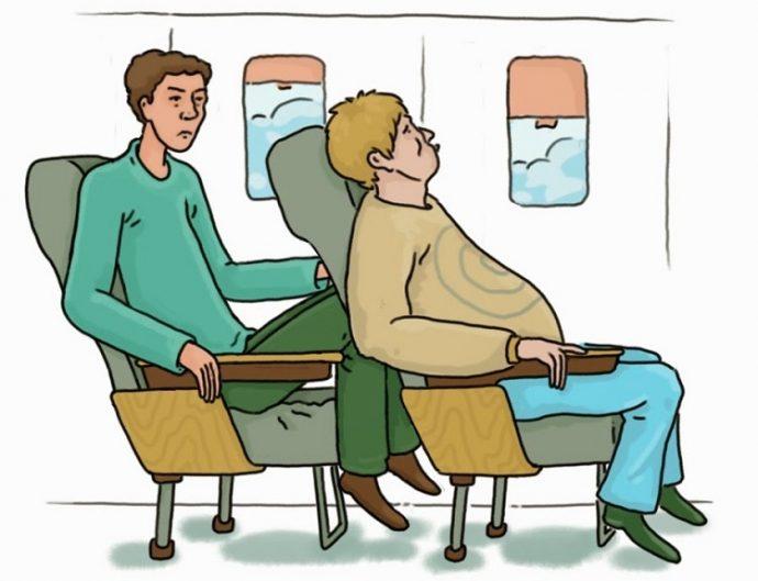 Airbus, лоукостеры и пространство для ног — есть ли связь?