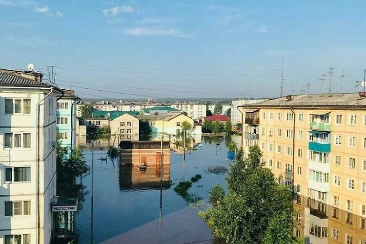 Angara dostavit passazhirov v Bratsk