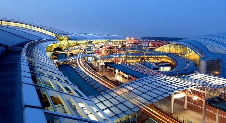 ТОП 7 локаций и удобств в аэропорту Инчхон (Сеул)