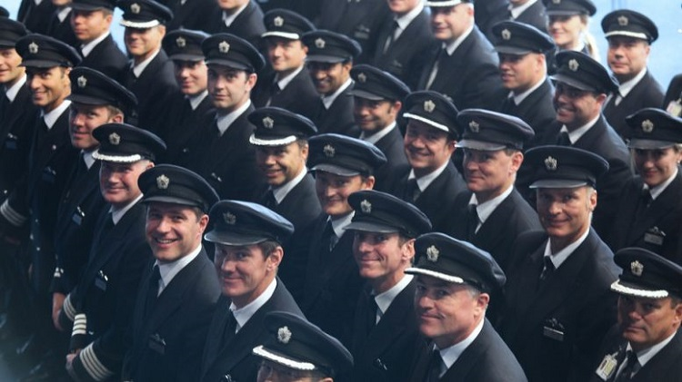 pilots British Airways