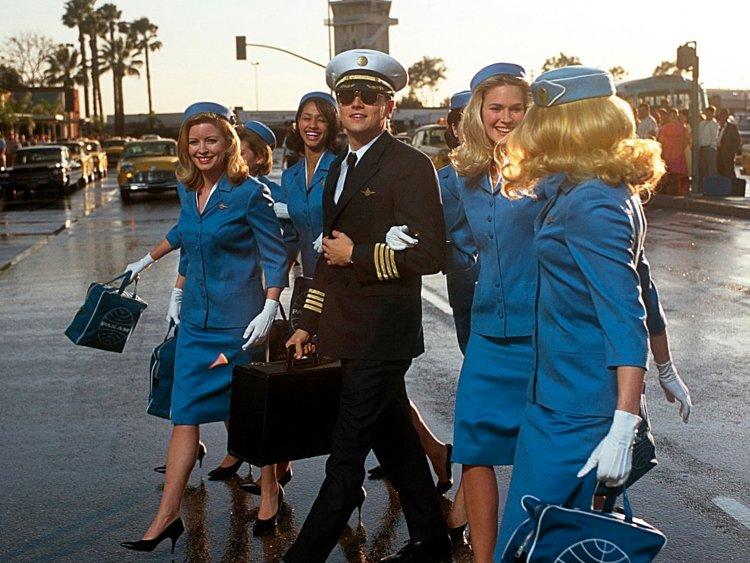 Pervaja stjuardessa