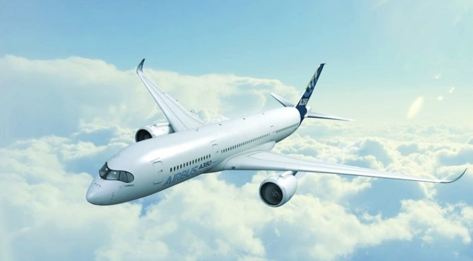 Маршруты Аэрофлота на новых лайнерах Airbus