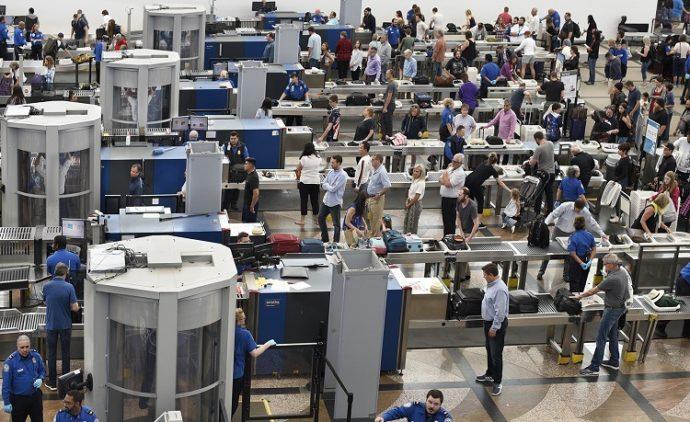 Интересные факты о загруженных аэропортах Америки