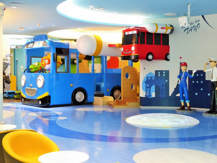 incheon airport for kids