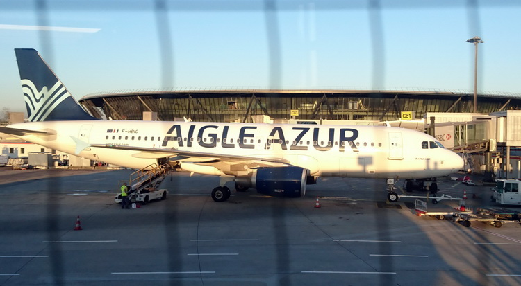 Aigle Azur obankrotilas