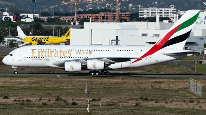 Airbus срочно прекращает производство A380