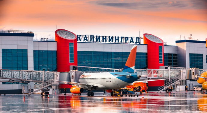 Азимут: прямой рейс Калининград — Краснодар