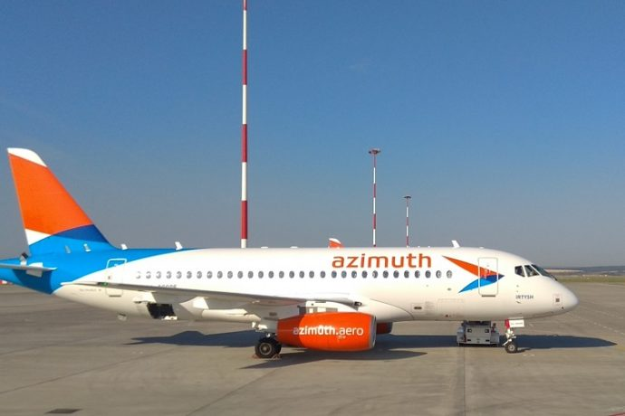 Азимут: прямой рейс из Омска в Ростов-на-Дону