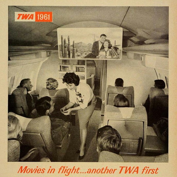 Transworld Airlines 1961