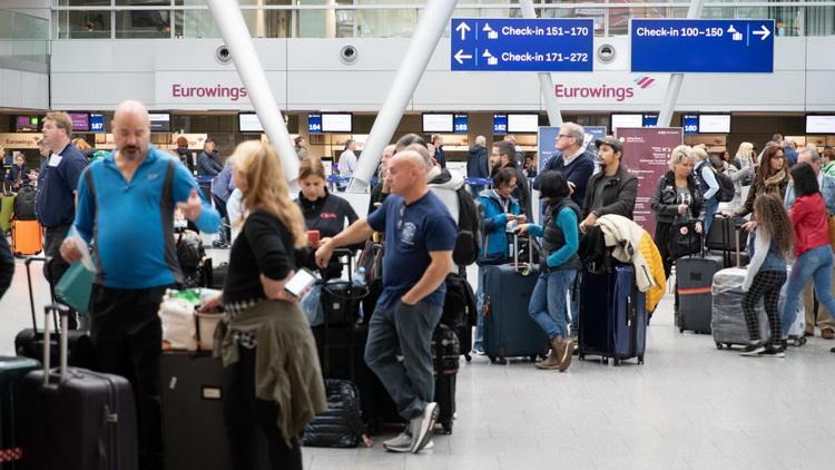 Lufthansa забастовка