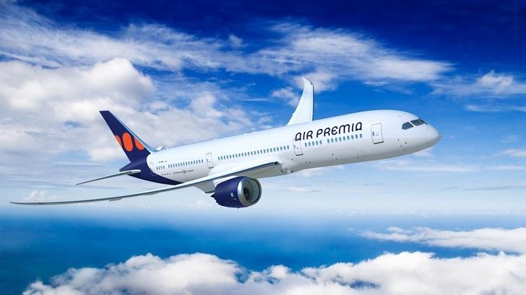Новый авиаперевозчик Air Premia предоставит больше комфорта