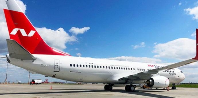Самолеты Nordwind полетят из Кургана в Москву