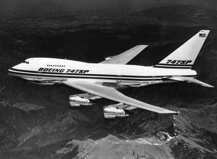 Boeing 747 - 1975