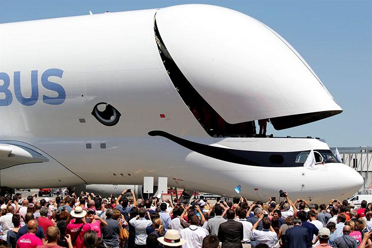 Beluga XL от Airbus уже в строю