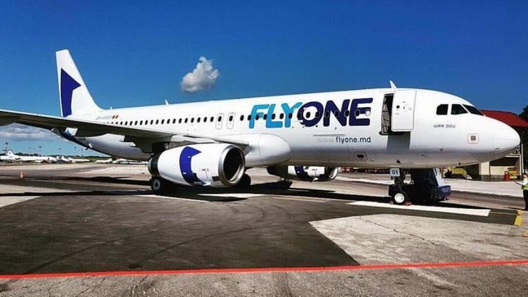 FlyOne: прямой рейс из Кишинева в Германию и Израиль