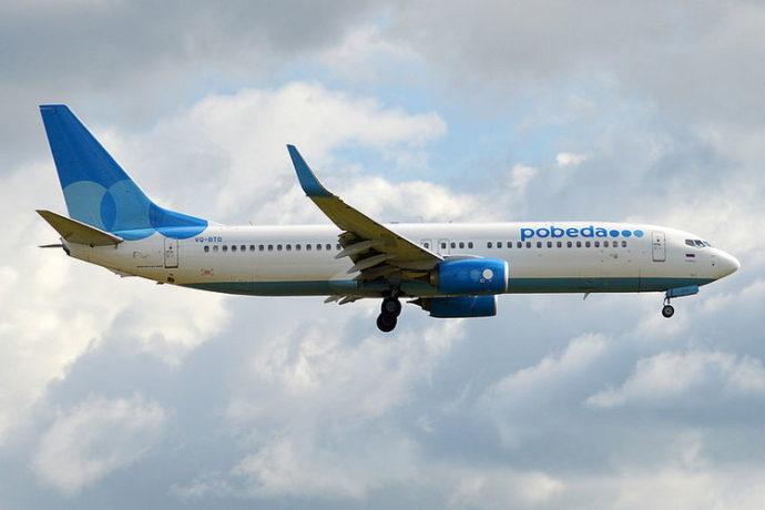 Победа отменяет рейсы из Самары и Ростова-на-Дону