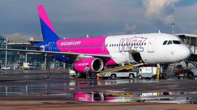 Wizz Air: новые маршруты из Албании и Украины