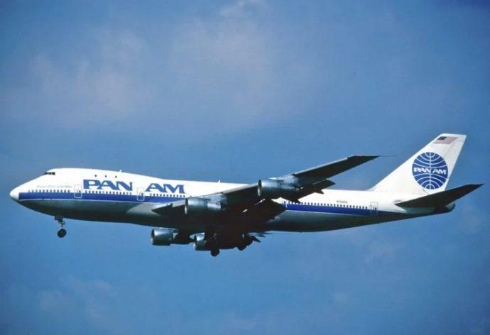 50 лет истории Боинг 747 в фотографиях