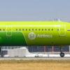 S7 Airlines вылетает из Москвы в Ульяновск
