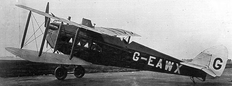 Havilland DH.18A