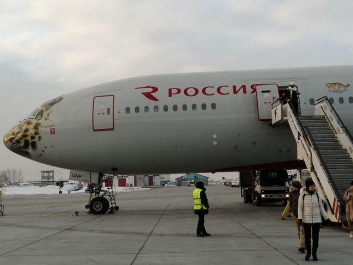 Аэрофлот оставил один рейс из Москвы на Сахалин